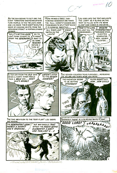 al-williamson-original-comic-art
