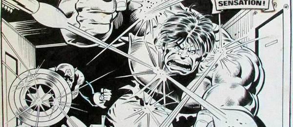 Incredible-hulk-original-comic-art