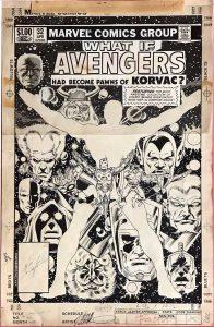 bob-layton-avengers-original-art