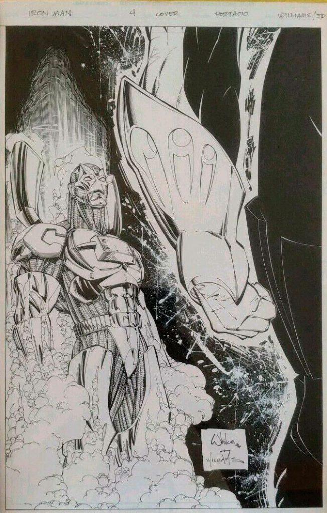 iron-man-original-comic-art