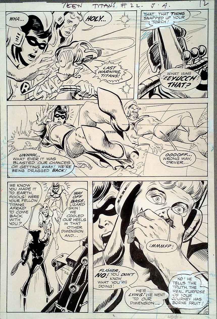 Neal-Adams-original-comic-art