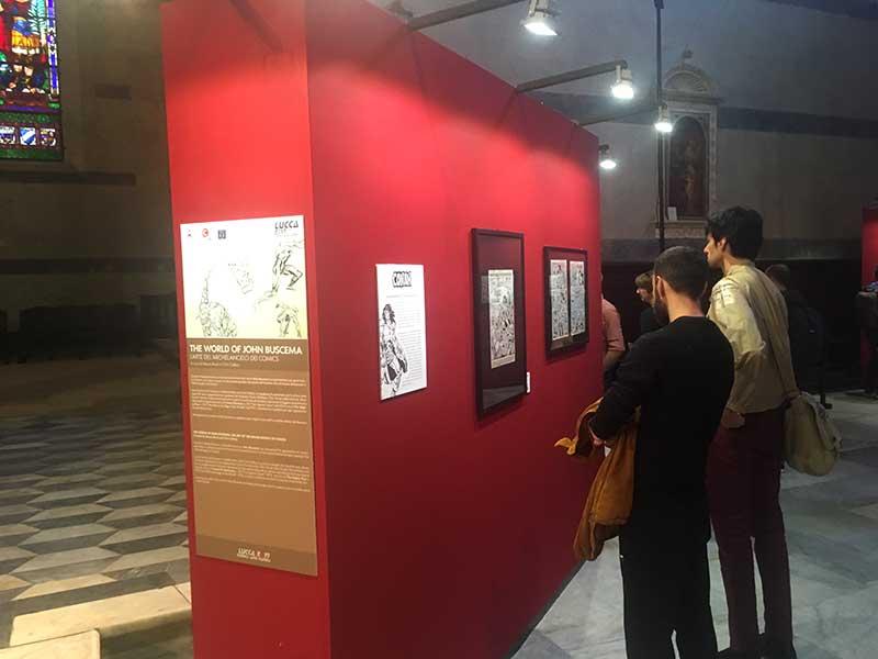 john-buscema-exhibition
