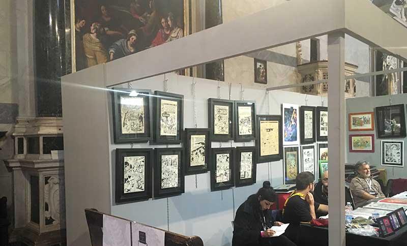 john-buscema-original-art-exhibition