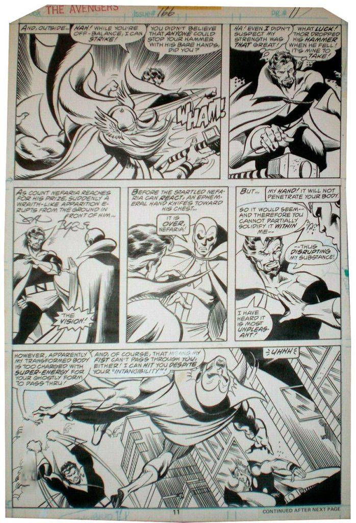 john-byrne-original-comic-art
