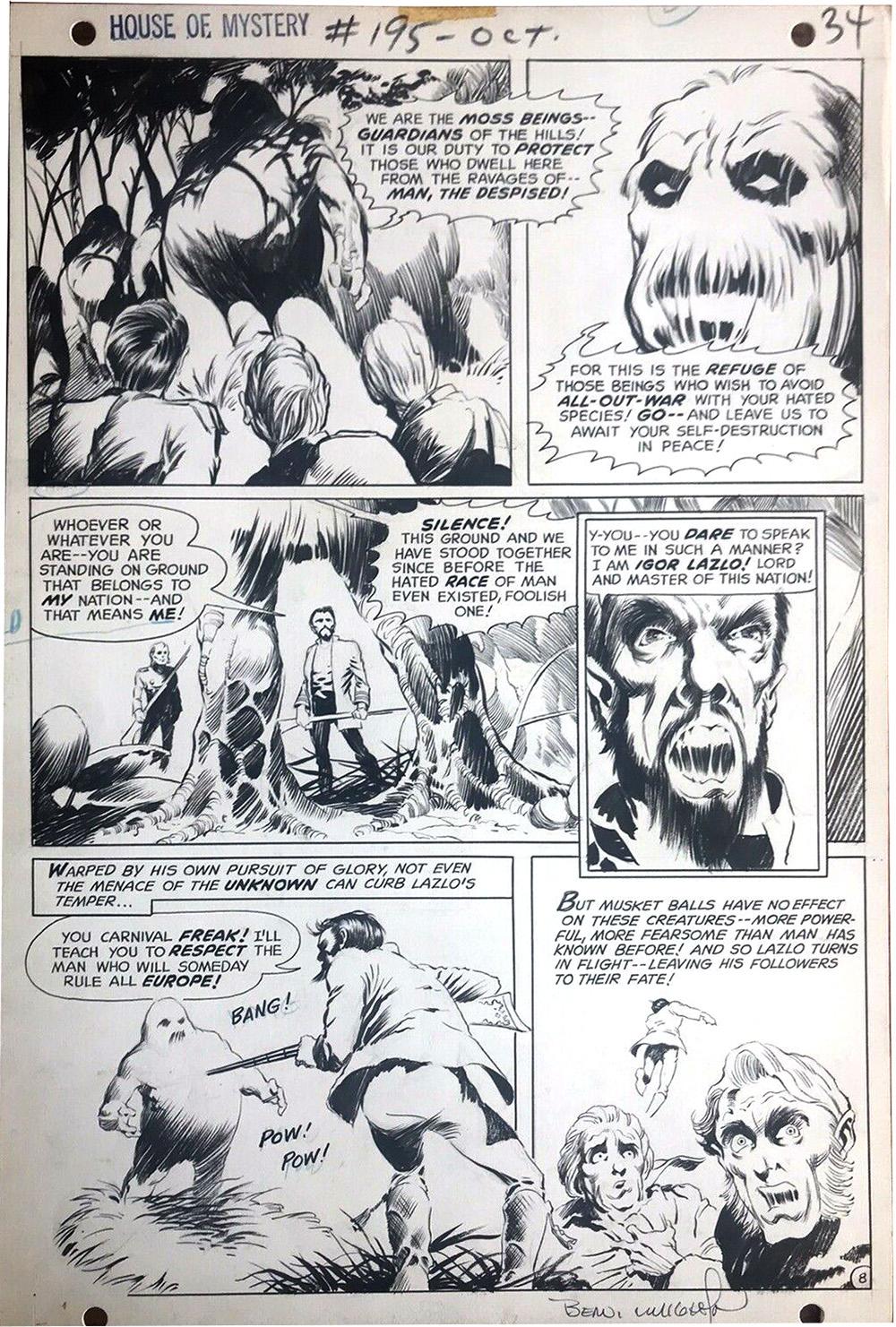 bernie-wrightson-original-comic-art
