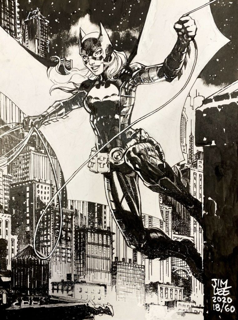 jim-lee-batgirl-original-comic-art