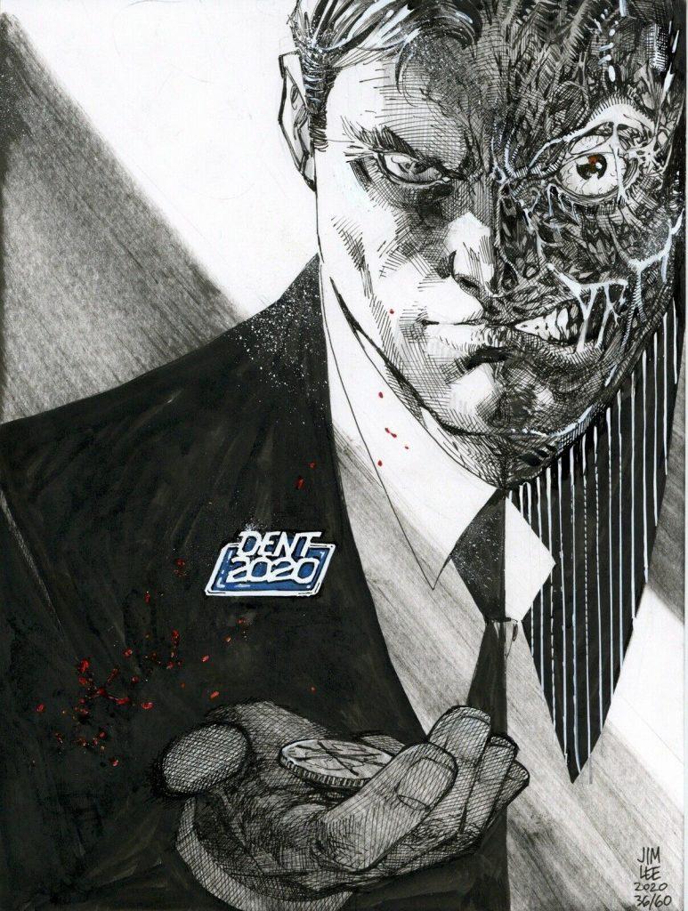 jim-lee-2face-original-comic-art