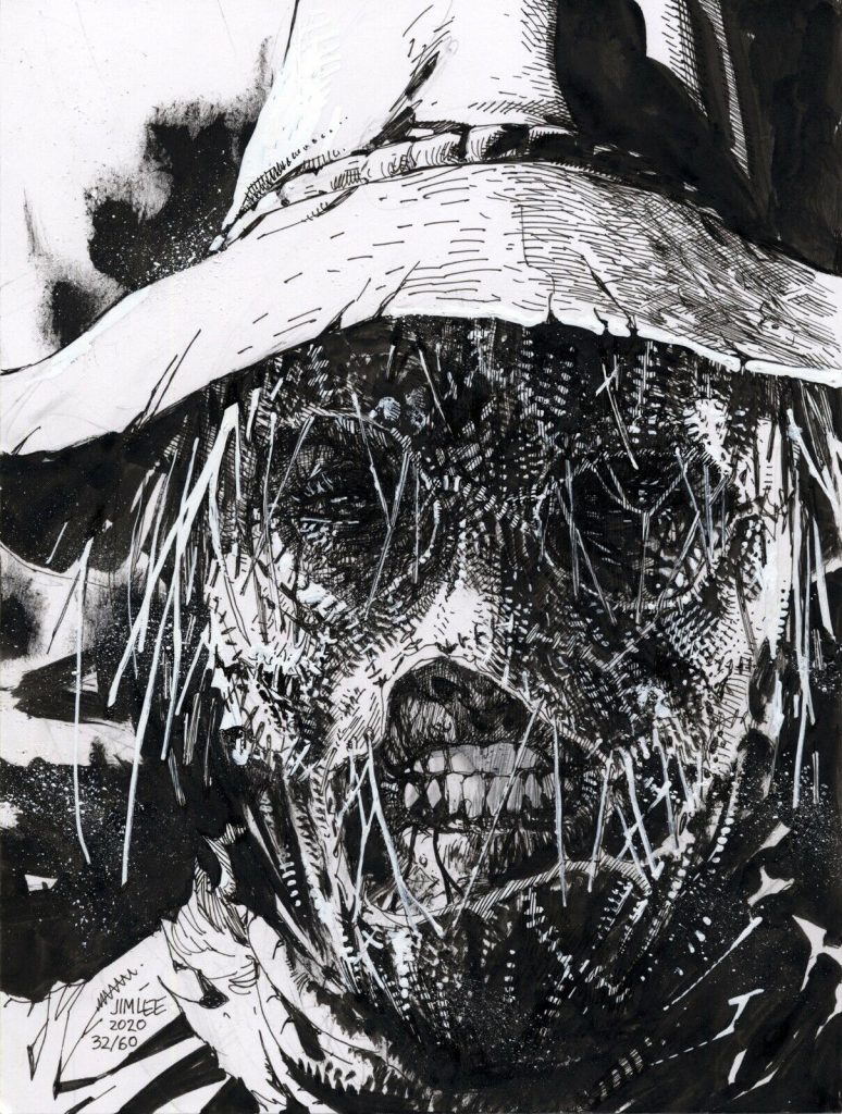 jim-lee-scarecrow-original-art