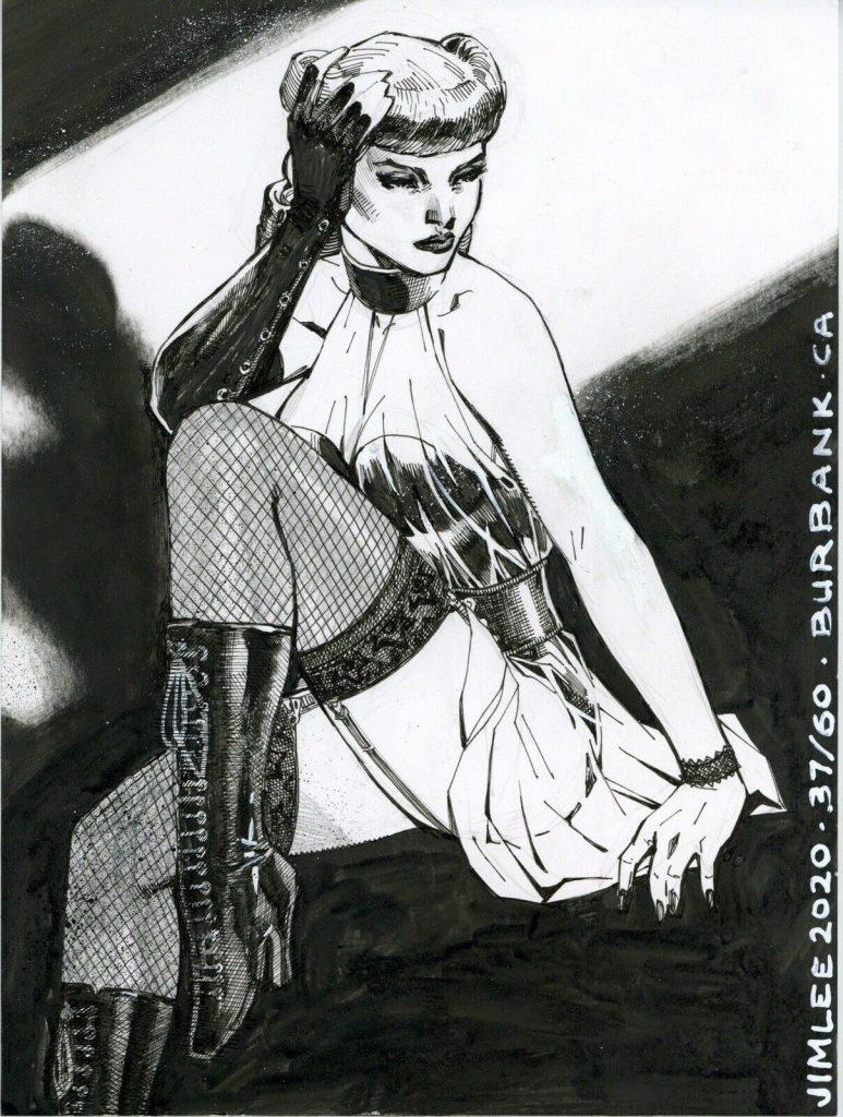 jim-lee-dc-girl-original-art