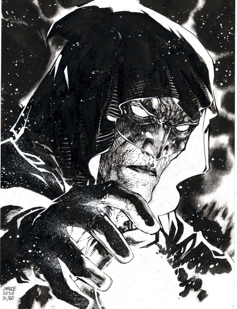 jim-lee-spectre-original-art