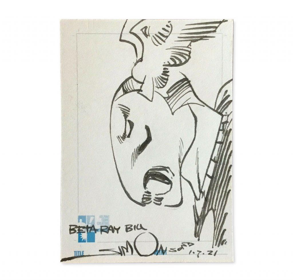 walt-simonson-beta-ray-bill-original-art