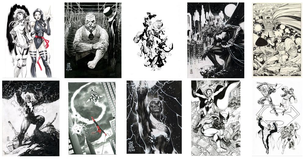 original-comic-art-sales-for-charity